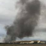 El incendio de Pradejón un ejemplo de la mala gestión de los residuos industriales