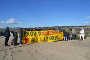 Contra la degradación del Saladar de Aguamarga
