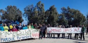 Desprecio absoluto por parte del Equipo de gobierno hacia las Lagunas de Bonanza