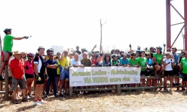 """Urgente constitución de la comisión de seguimiento de la Vía verde """"Entre Ríos"""""""