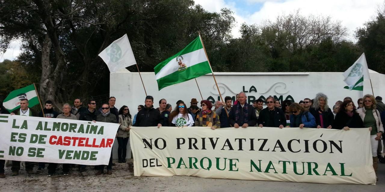 El gobierno de Pedro Sánchez mantiene el recurso contra la ampliación del Parque Natural Los Alcornocales