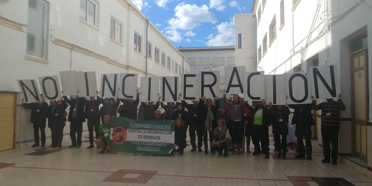 Participación en el V Encuentro de Paciral, contra la incineración y por un aire limpio