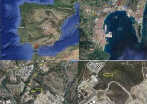 Supuesto material tóxico para movimientos de tierra cerca de refinería de Cepsa