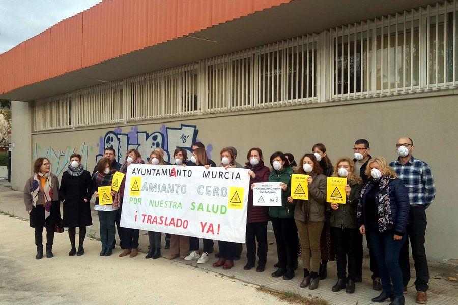 Solicitan un Plan de control del amianto en Murcia
