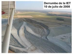 Colapso de la mina de Cobre las Cruces ante los Juzgados de Instrucción de Sevilla