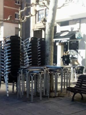 Ordenanza de terrazas: un buen paso adelante