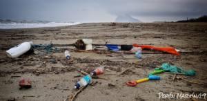 Lamentan el aumento de plástico en nuestras costas