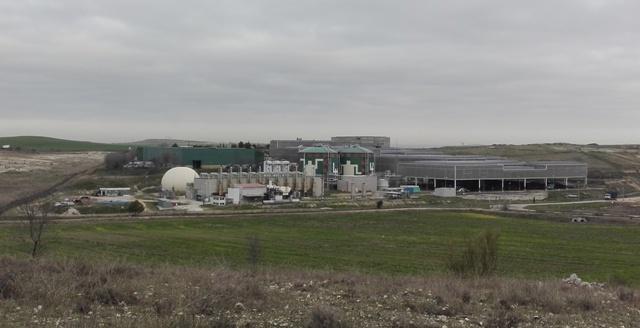 Oposición a la construcción en Pinto de una planta de producción de combustible para incineradoras