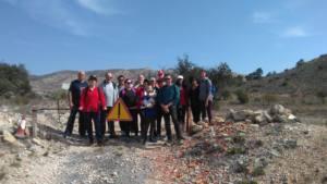 4ª excursión reivindicativa por el camino del Carritxalet