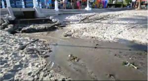 Nerja denunciada por verter aguas residuales