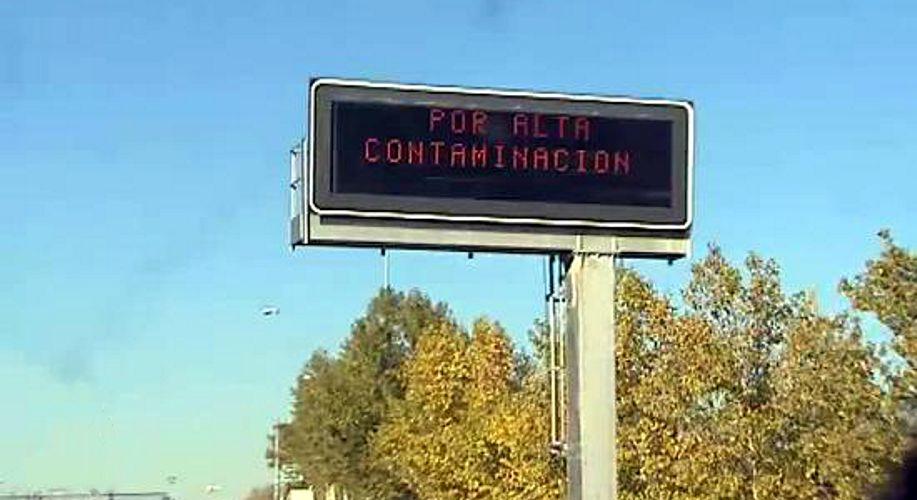 Superado el episodio decontaminación, son necesarias medidas estructurales sobre el tráfico