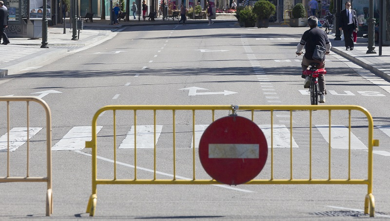 Superado el episodio de contaminación en Valladolid