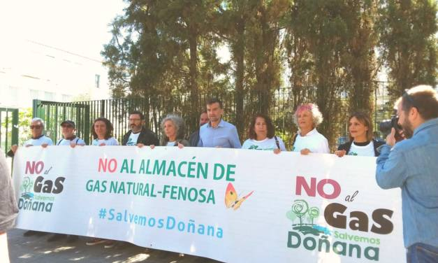 Confían que el Parlamento Europeo recomiende al Estado la cancelación definitiva del proyecto Marismas