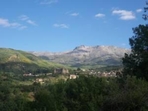 La depuradora del Barranco de las Cinco Villas (Ávila) podría dejar secas sus gargantas