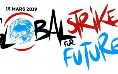 Apoyan la movilización de estudiantes contra el cambio climático