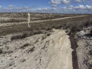 Continúa la destrucción del ZEC de Ablitas por el motocross