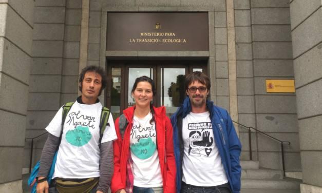 Denuncian ante el Ministerio para la Transición Ecológica la incompatibilidad ambiental del proyecto de ampliación de Puerto de Agaete