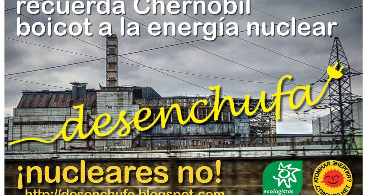 Recuerda Chernóbil