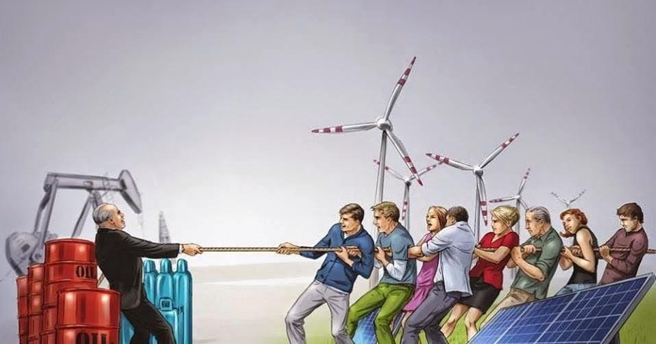 Una protesta contra el Banco Santander inicia una serie de acciones por el clima en España