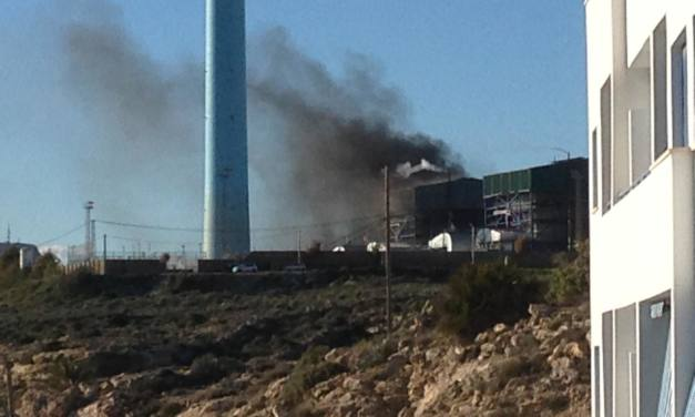 La central térmica de Carboneras es la tercera más contaminante del Estado español