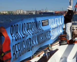El comercio de armas persiste en seguir utilizando el puerto de Santander