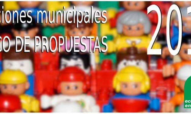 Propuestas ecologistas para pequeños y medianos municipios de Castilla y León
