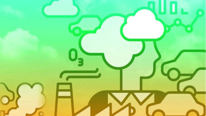Contaminació per ozó troposfèric a Alcoi i Ontinyent