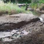 Abandono y lamentable estado del río Pícaro en Algeciras