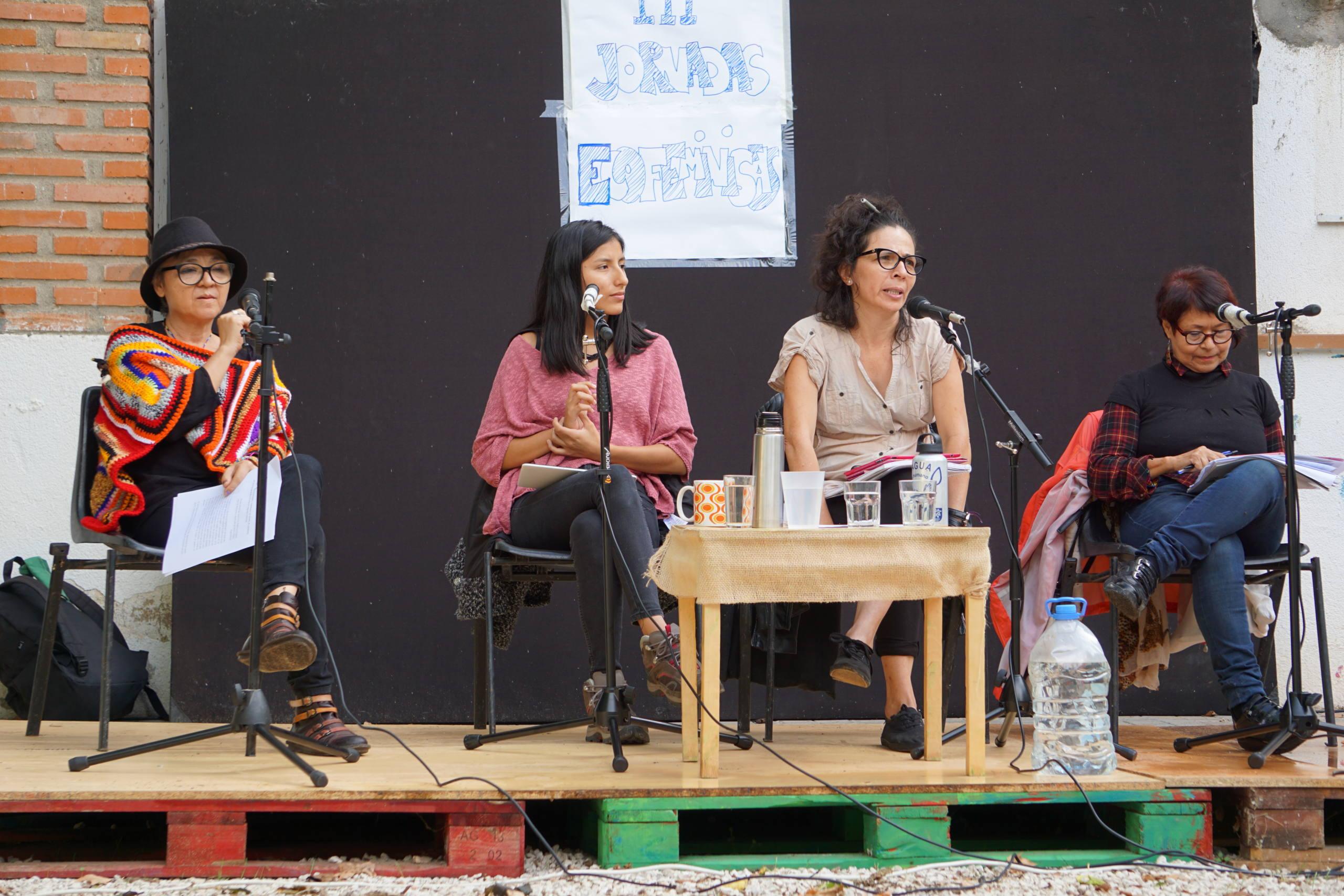 Crónica de las III Jornadas Ecofeministas • Ecologistas en Acción