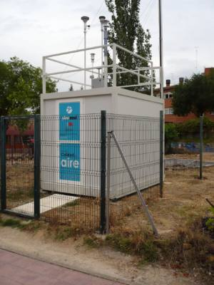 Toda la población de la Comunidad de Madrid respiró aire contaminado
