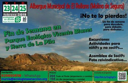 Cartel Asamblea Anual Ecologistas en Acción